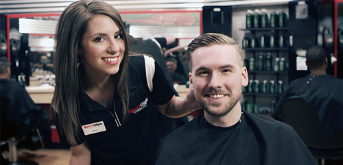 Sport Clips Haircuts of Woodmen Plaza Haircuts